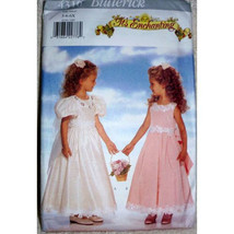 Vintage Butterick 4310, Flower Girls, Wedding P... - $10.00