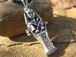 Haunted Wishing talisman of Pharaoh SETI supernatural manifestations mir... - $125.00