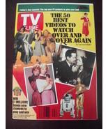 TV Guide 1994~Jun 15, 1991~50 Best videos to watch~Burt Reynolds/Dinah S... - $13.81