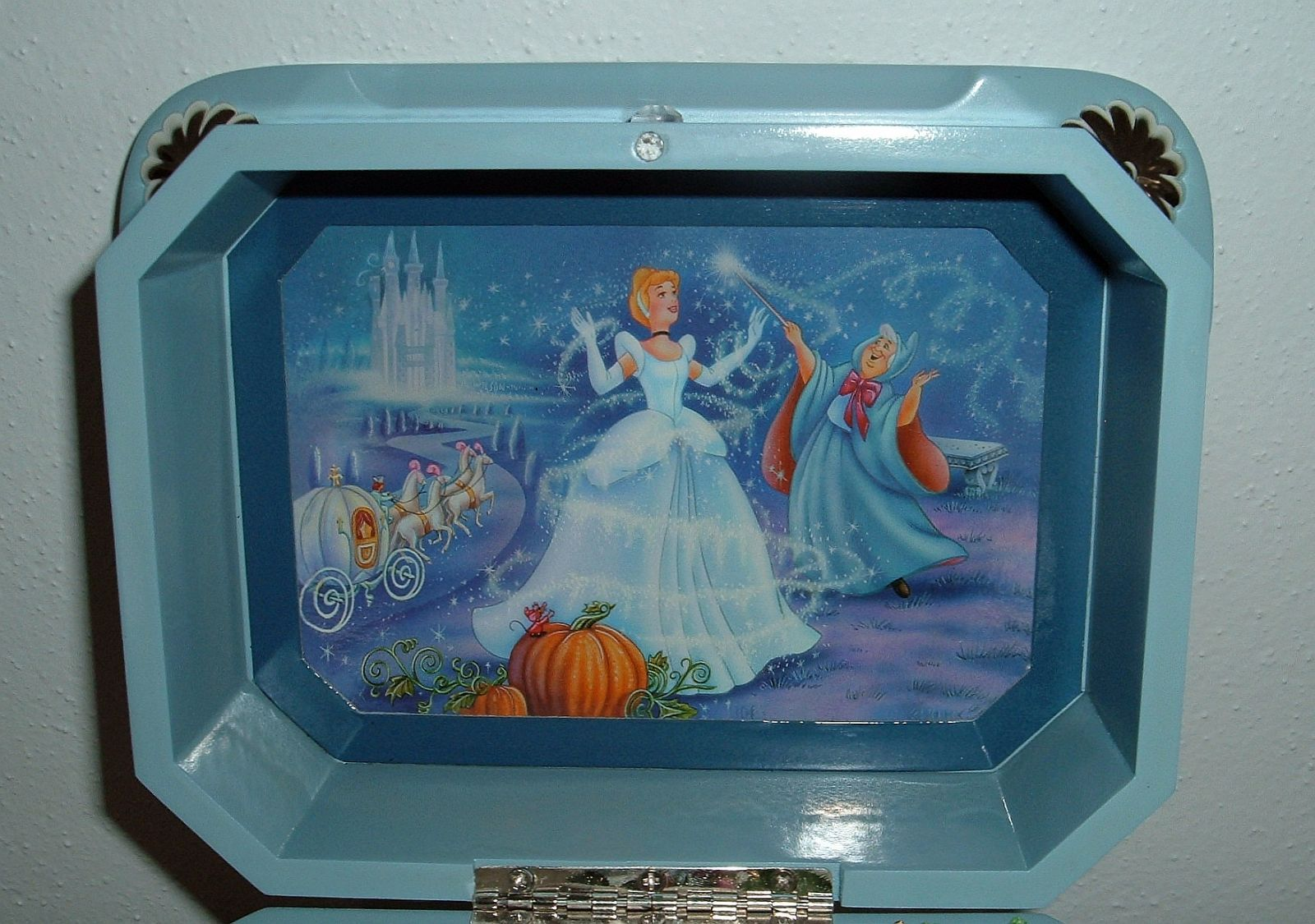 Disney Cinderella Dance Ever After Limited Edition Music Box First Issue image 4