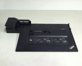 Lenovo Laptop Docking Station Dual Displayport 45N5888 45M2490 No AC Adapter - $33.75