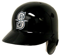 Seattle Mariners Helmet Full Size Official Batting Sytle Left Flap**Free Shippin - $76.50