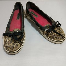 Sperry Topsider Camouflage Ballet Flat Top-Sider Size 6.5 M - $15.68