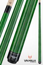 Green VA105 Valhalla Viking Two-piece Billiard Pool Cue Stick Lifetime Warranty - $75.99