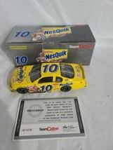 "2000 Team Caliber ""Nestle NesQuik Racing #10"" Die-Cast Car Bank (1:24 Sc... - $34.64"