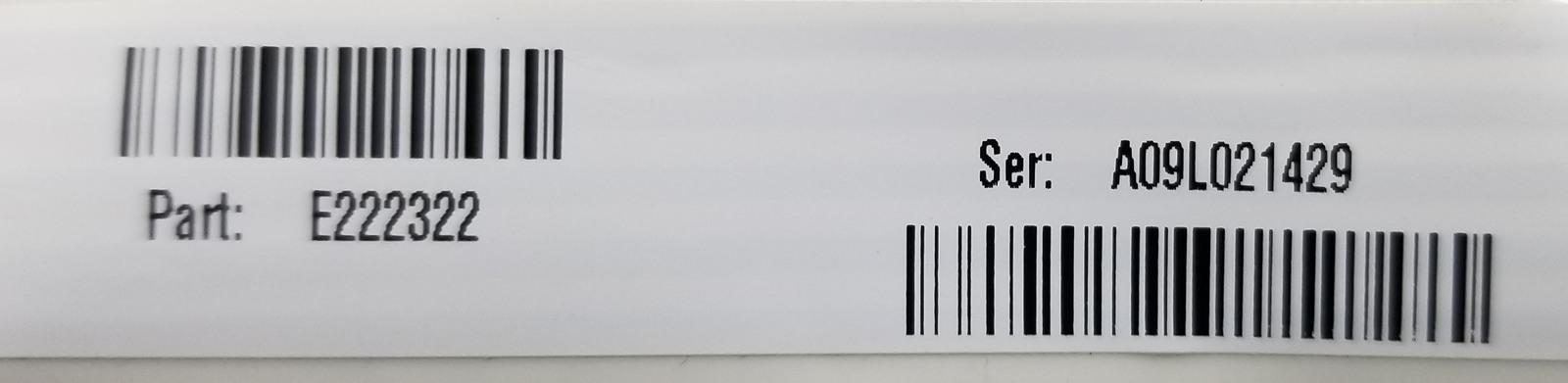 ELO E222322 SCN-AT-FLT12.1-M08-0H1-R Touchscreen Glass Panel Bin:2