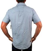 NEW NWT LEVI'S MEN'S COTTON CLASSIC SHORT SLEEVE BUTTON UP DRESS SHIRT 8150428 image 2