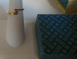 Avon Birthstone Accent Ring Austrian Glass Stone June Alexandrite Size 6... - $18.80