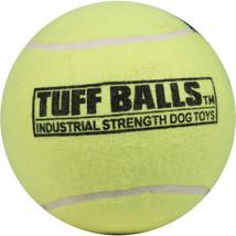 Petsport Yellow Tuff Balls Dog Toy 6 In 713080701506 - £19.49 GBP
