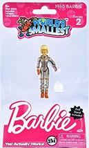 World's Smallest Barbie Series 2 Totally Hair & Astronaut Assortment - $9.68