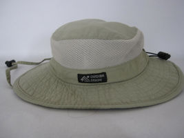 Dorfman Pacific Co DPC Fishing/Outdoor/Camping Vented Nylon Bucket Hat Sz S image 4