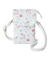 MINICAT Cute Small Crossbody Cell Phone Purse Synthetic Leather (Unicon-... - $20.74