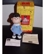 2000 Peanuts Hallmark Limited Edition Lucy Porcelain Figurine - $24.99