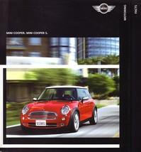 2006 Mini COOPER hardtop sales brochure catalog US 06 S - $10.00