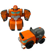 Hasbro Transformers Rescue Bots Wedge Cement Mixer Academy Robot Action Figure - $15.29