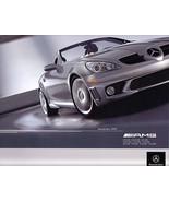 2005 Mercedes-Benz AMG brochure catalog 05 US C CL CLK E G S SL - $12.00