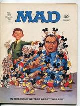 Mad-Magazine-#149-1972-Mingo-Mort Drucker-Don Martin-David Berg - $44.14
