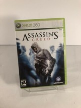 Assassin's Creed (Microsoft Xbox 360, 2007) Ubisoft Complete Near Mint Disk - $8.59