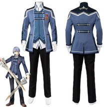 Trails of Cold Steel 3 Kurt Vander Cosplay Thors School Uniform Suit Cos... - $89.00+