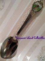 LILLOOET BC. British Columbia Souvenir Spoon