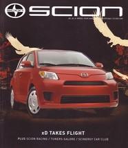 2008 Scion xB xD tC brochure catalog magazine ISSUE 11 ist - $8.00