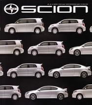 2008 Scion xB xD tC brochure catalog magazine ISSUE 12 ist - $8.00