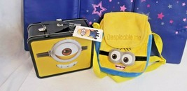 Disney Despicable Me Minion PLush lot Dave Doll Kids Toy Cartoon Figure - $29.30