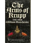 THE ARMS OF KRUPP William Manchester -  HITLER'S WORLD WAR II WEAPONS MAKER - $31.49