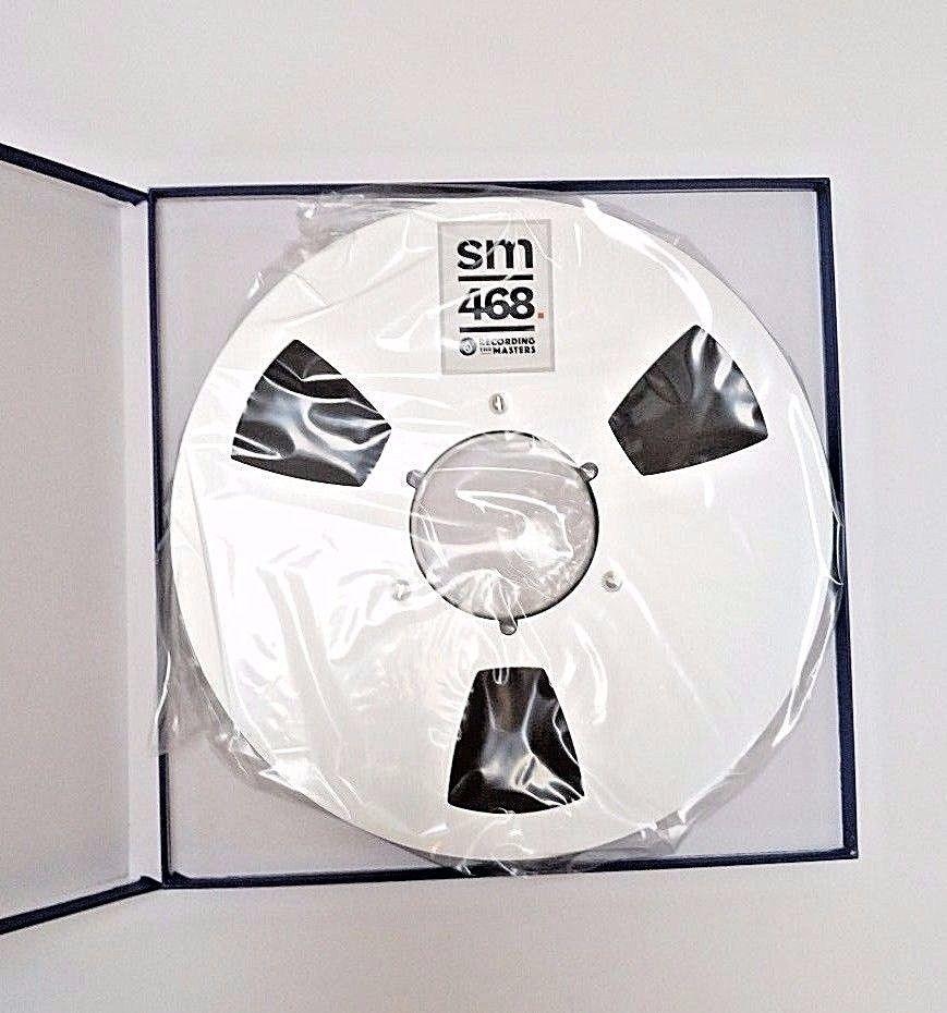 "RTM BASF SM900 High Output  Master Reel Tape 1/4"" 762m 2500ft Authorised Dealer"