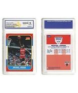 "Michael Jordan 1986-1996 Fleer #4 "" Decade Of Excellence "" Wcg Gem MT-10... - $19.60"