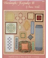 Hardanger Keepsakes II Dawn Wold Embroidery Pattern Booklet - $5.37