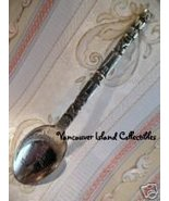 PRINCE RUPERT BC Souvenir Spoon STERLING SILVER - $9.99