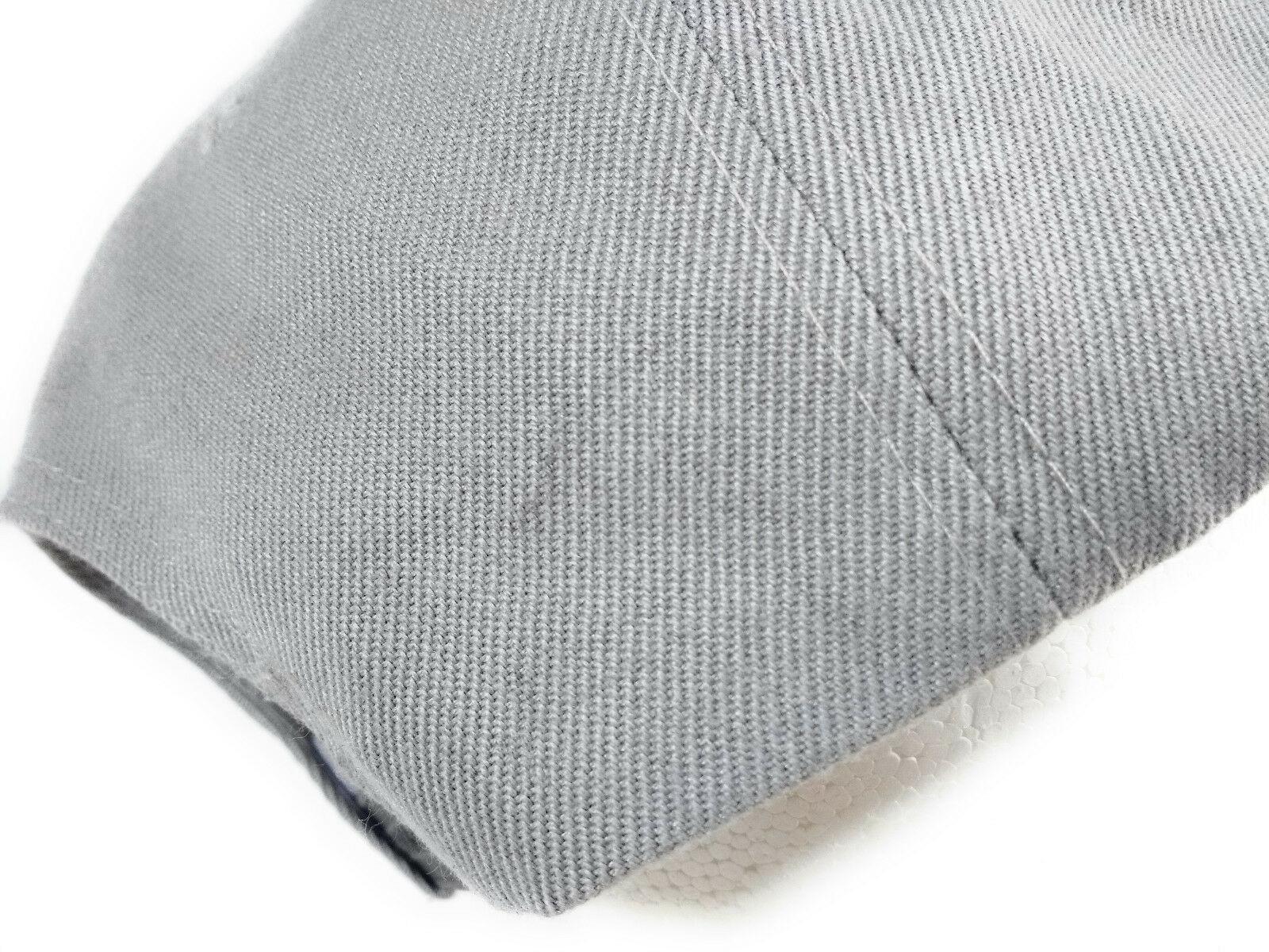 Fox Racing Legacy Snapback Black and Gray Hat