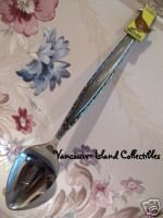 GROUSE BIRD Nokomis Saskatchewan Souvenir Spoon