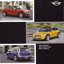 2008 Mini COOPER sales brochure catalog folder US 08 S Clubman - $10.00
