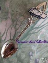 Vancouver Bc. 1988 Pne Fair Collector Souvenir Spoon - $5.99