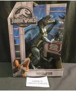 Jurassic World Indoraptor action figure 12 inch Fallen Kingdom hybrid ac... - $91.19