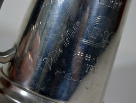 Vintage 1985 General Dynamics Fighting Falcon F16 Signed Commemorative Mug image 6