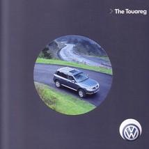 2004 Volkswagen TOUAREG sales brochure catalog 04 VW V10 TDI - $9.00