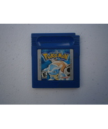 Pokemon Blue gameboy game only - $20.00