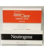 Neutrogena Rapid Clear Stubborn Acne Spot Treatment Gel Max Strength 1 oz. - $11.71