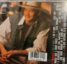 I See It Now by Tracy Lawrence Cd image 2