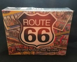 Route 66 The Great American Road Trip Board Game Complete 2002 - $19.79