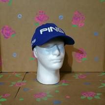 Ping Flexfit Baseball Cap Blue and White - $22.00