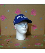 Ping Flexfit Baseball Cap Blue and White - $22.00