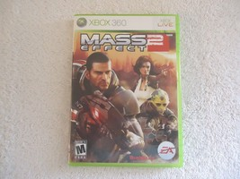 "Xbox 360 Xbox Live Mass Effect 2 Video Game "" Great Role Playing Game "" - $20.56"