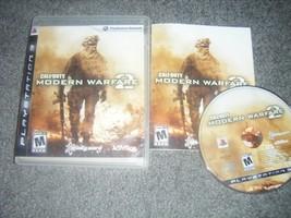 Call of Duty: Modern Warfare 2 ( Sony PlayStation 3 ) ps3 ps 3 - $6.78
