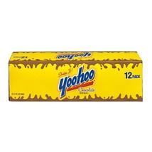 Yoo-Hoo Chocolate Drink, 11 oz pack of 12 - $24.75