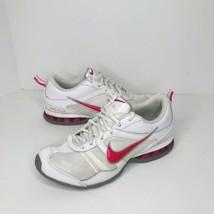 Nike Reax RunnIng Training Sneakers Women's Size 6 - Pink / White # 3755... - $29.65