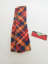 Vintage 1970's Ken Flannel Plaid Pants Clothes & Wallet Mod Sears Exclus... - $12.99